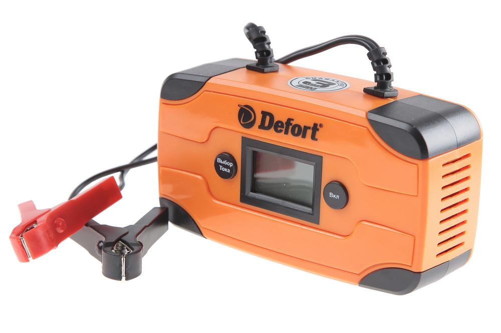 Зарядное устройство Defort Dbc-6d defort dbc 12с