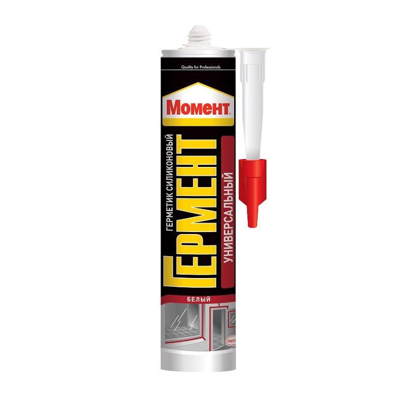 цена на Герметик силиконовый Henkel МОМЕНТ ГЕРМЕНТ Силиконовый Универсальный