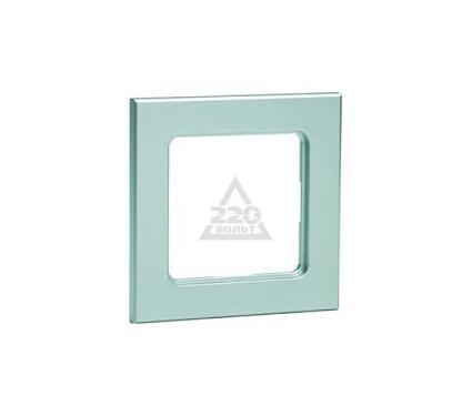 Рамка PEHA Nova  1-ая алюминий