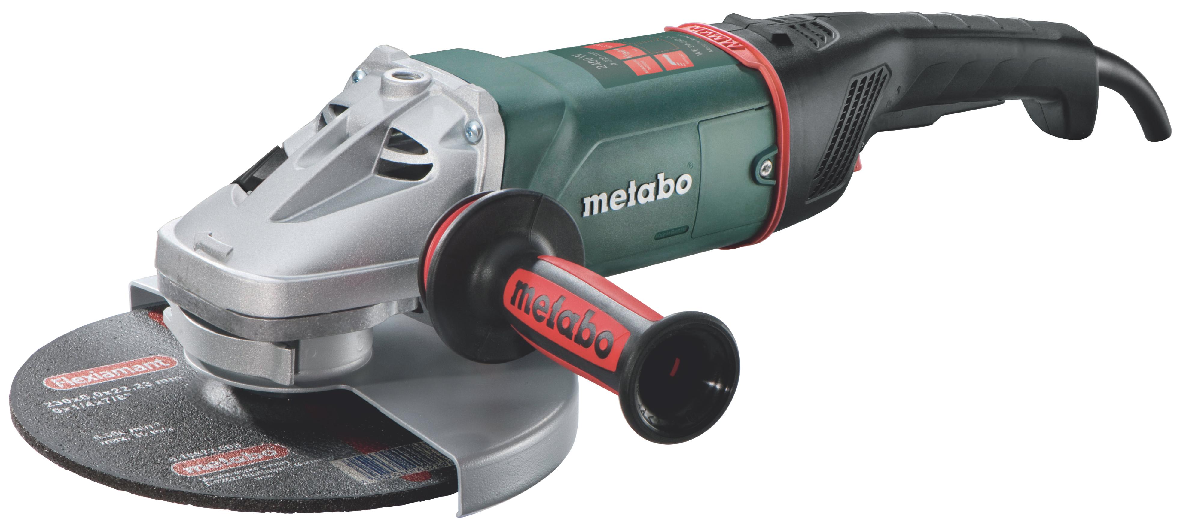 УШМ (болгарка) Metabo We 24-230 mvt (606469000) угловая шлифмашина metabo we 24 230 mvt 606469000