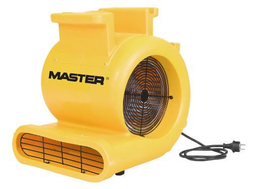 Строительный вентилятор MASTER CD 5000