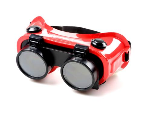 Очки защитные газосварщика AMPARO 224136