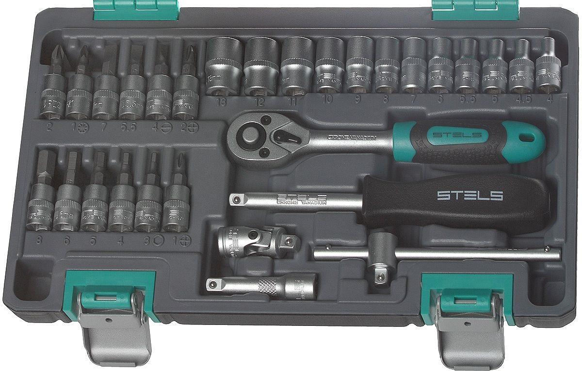 Набор инструментов Stels 14100