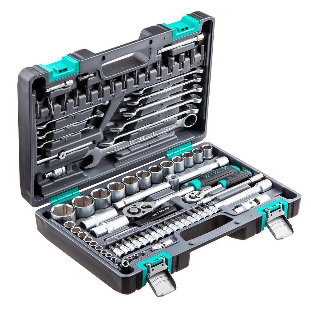 Набор инструментов Stels 14105 набор инструментов квалитет нир 82