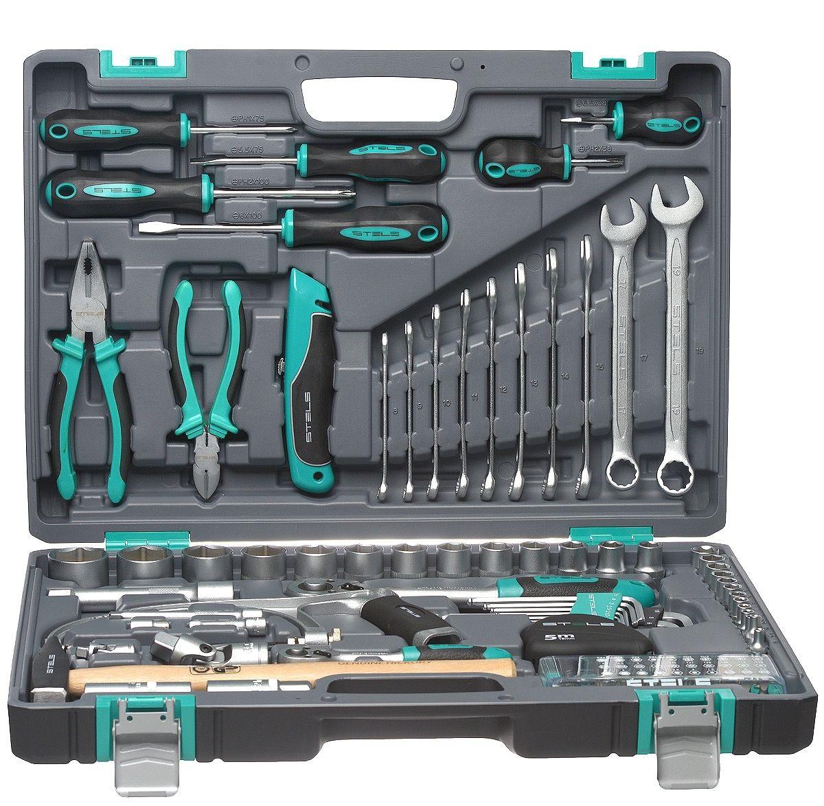 Набор инструментов Stels 14111