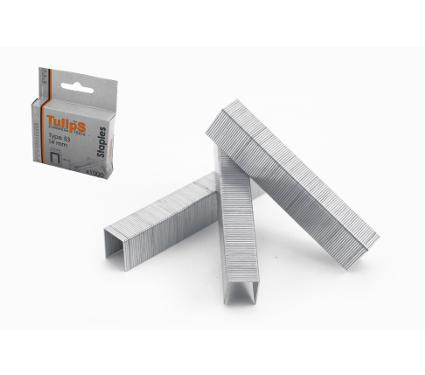Скобы для степлера TULIPS TOOLS IP11-314 14 мм, тип 53, 1000 шт.