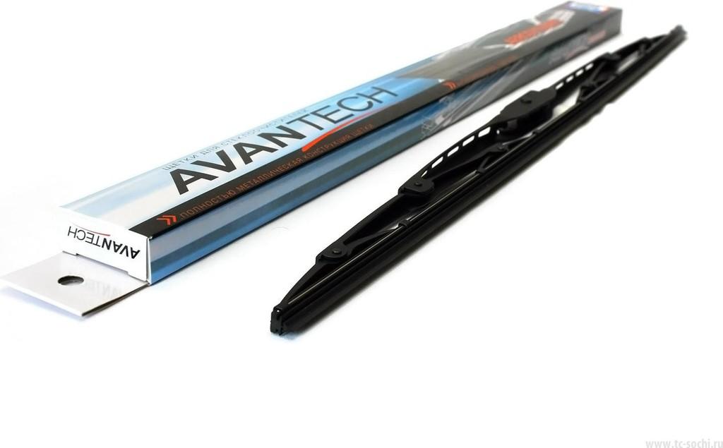 Щётка стеклоочистителя каркасная Avantech Se21