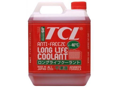Антифриз красный TCL LLC01236