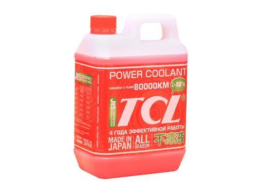 Антифриз красный TCL 33428
