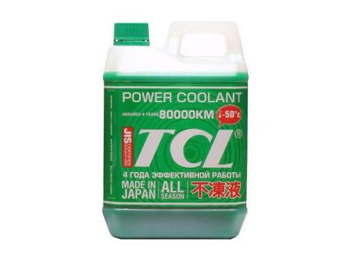 Антифриз зеленый TCL 33435