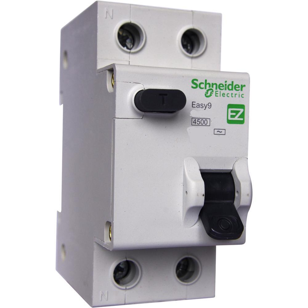Диф. автомат Schneider electric Easy9 АВДТ 1П+Н 25А 30мА c ac