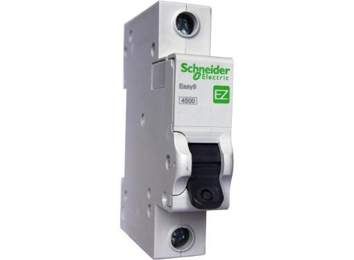 Автомат SCHNEIDER ELECTRIC EASY9 ВА 1П 10А C 4.5кА