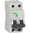 Автомат SCHNEIDER ELECTRIC EASY9 ВА 2П 16А C 4.5кА