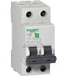 Автомат SCHNEIDER ELECTRIC EASY9 ВА 2П 40А C 4.5кА