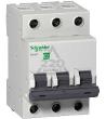 Автомат SCHNEIDER ELECTRIC EASY9 ВА 3П 10А C 4.5кА