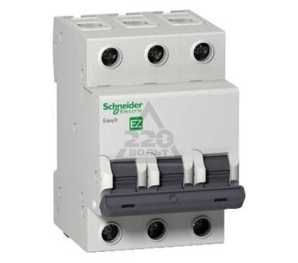 Автомат SCHNEIDER ELECTRIC EASY9 ВА 3П 16А C 4.5кА