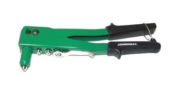 Заклепочник Jonnesway V1000 заклепочник jonnesway v1001 усиленный