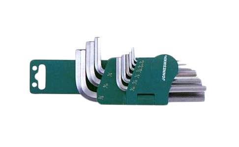 Набор шестигранных ключей Jonnesway H01sm109s набор для регулировки фаз грм дизельных двигателей renault nissan dci jonnesway al010183