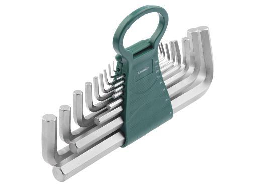 Набор шестигранных ключей JONNESWAY H02MH217S