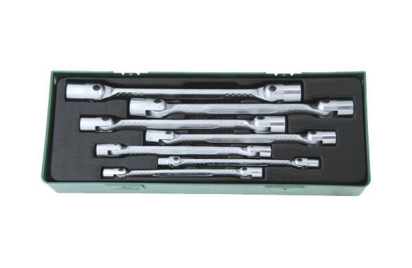 цены Набор ключей Jonnesway W43a107sp