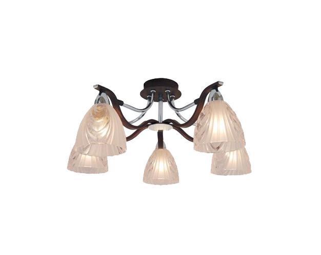 Люстра Citilux Cl144151 lucesolara люстра lucesolara 8001 5s цоколь е14 40w gold cream металл стекло 5 ламп