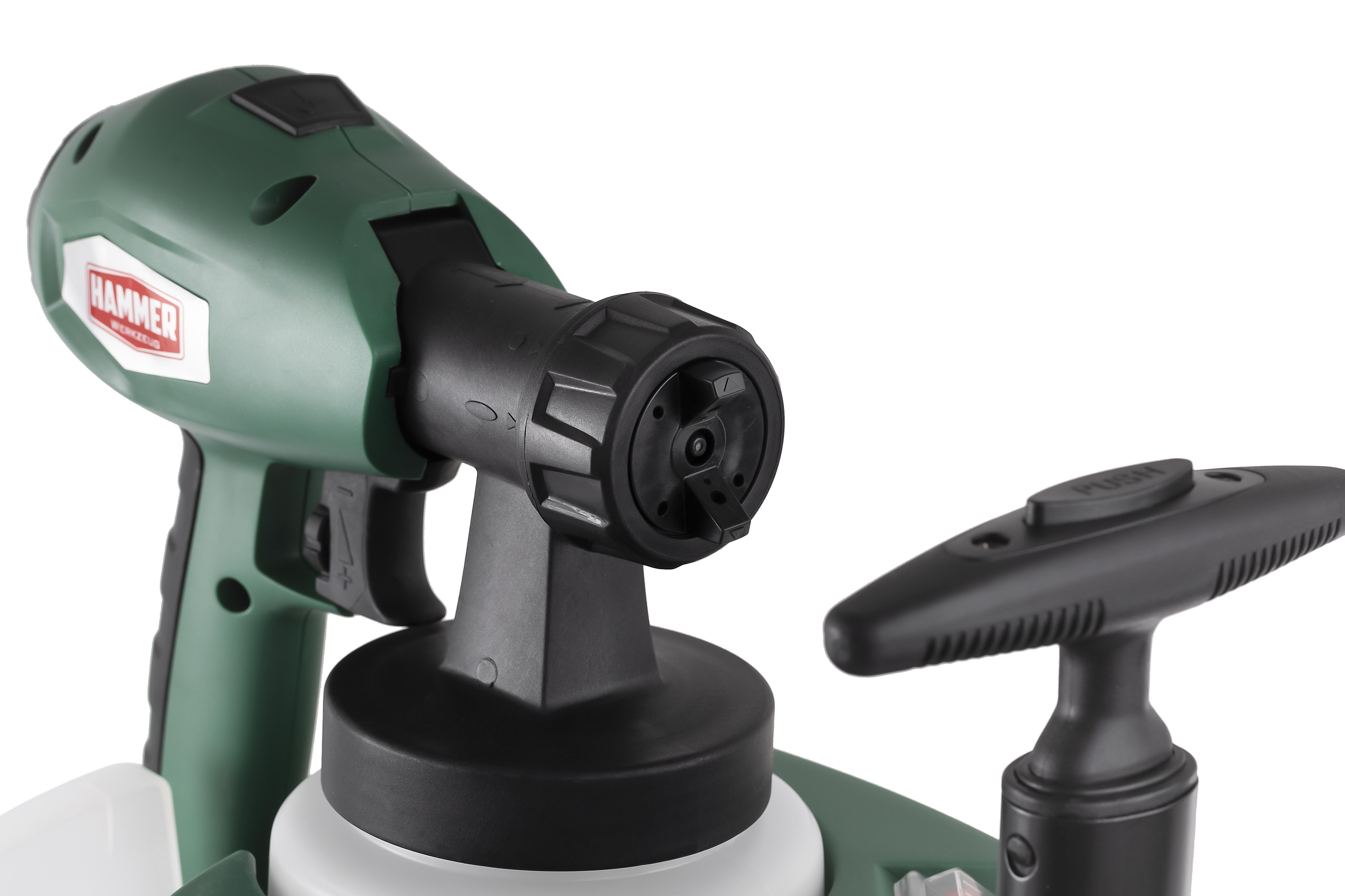 Краскопульт Hammer Prz650