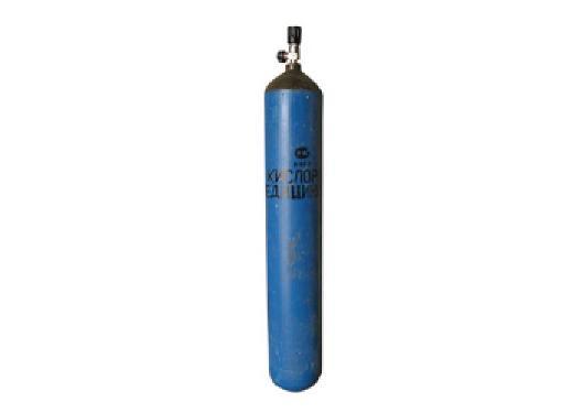 Баллон для кислорода 10 л БАРС СВ000005035