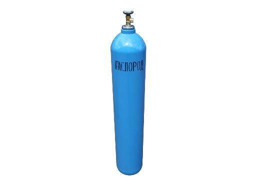 Баллон для кислорода 40 л БАРС СВ000000061