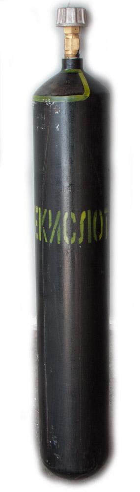 Баллон БАРС углекислотный 10 л (новый, пустой) цена