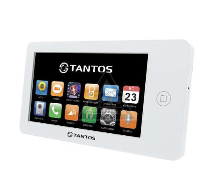 Монитор видеодомофона TANTOS NEO+ белый