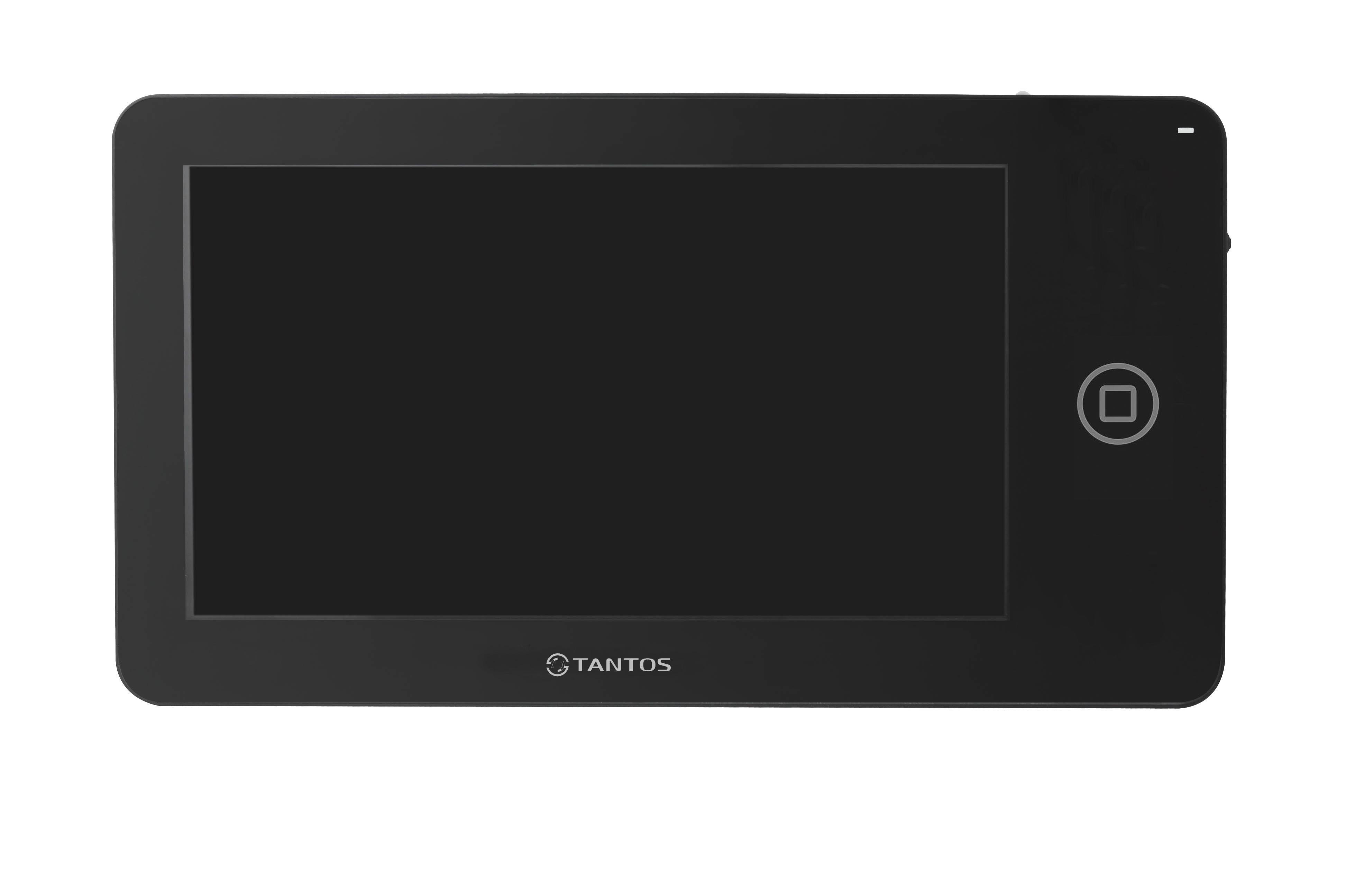 Монитор видеодомофона Tantos Neo черный