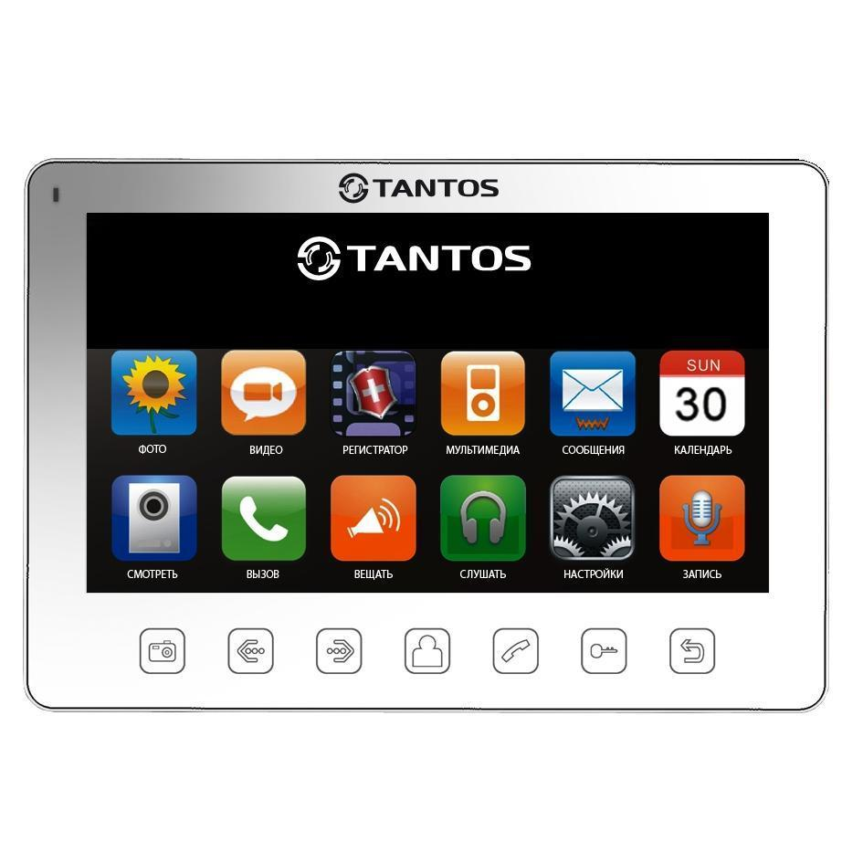 Монитор Tantos Prime slim белый цены онлайн