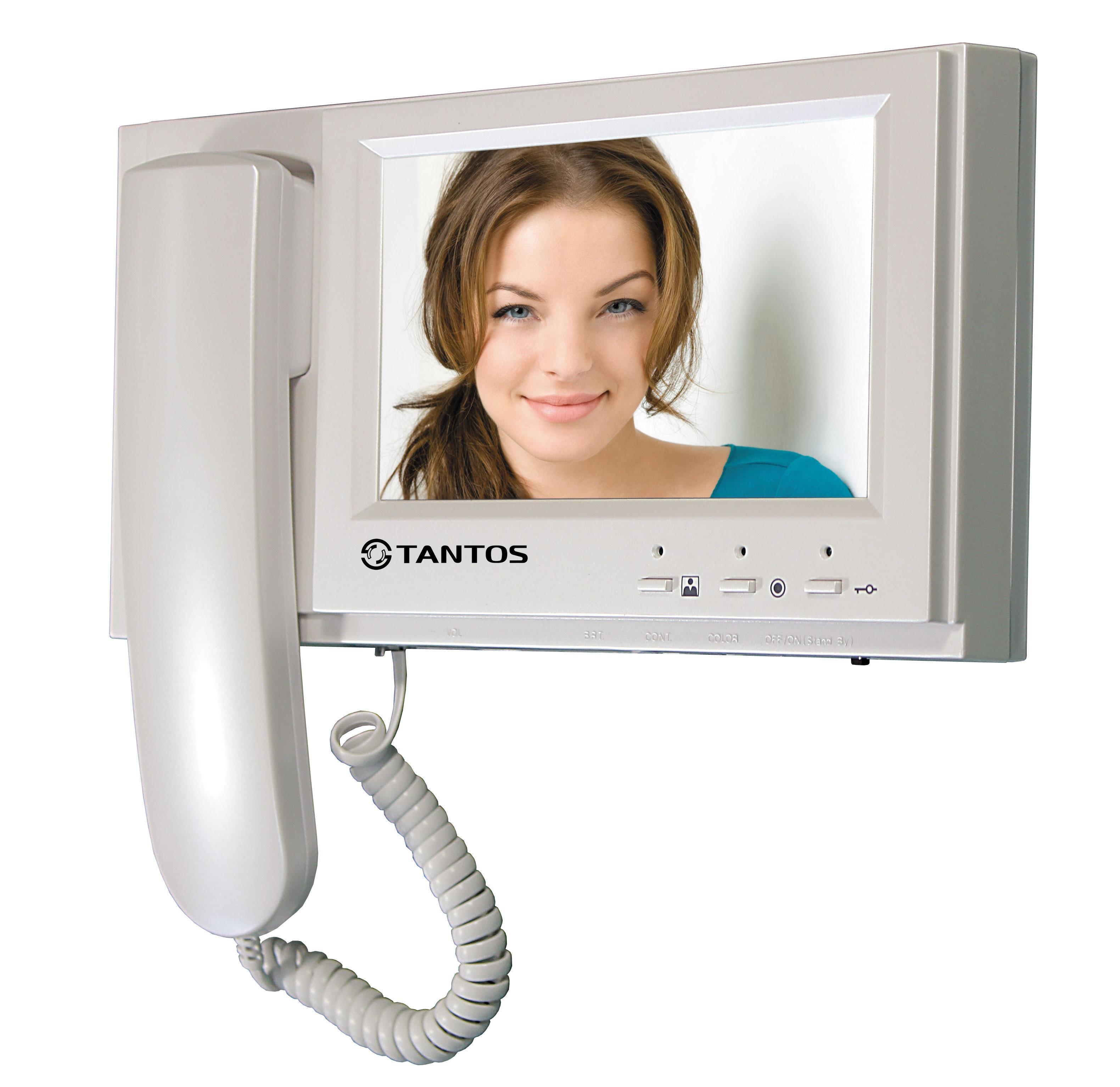 Монитор видеодомофона Tantos Loki цены онлайн