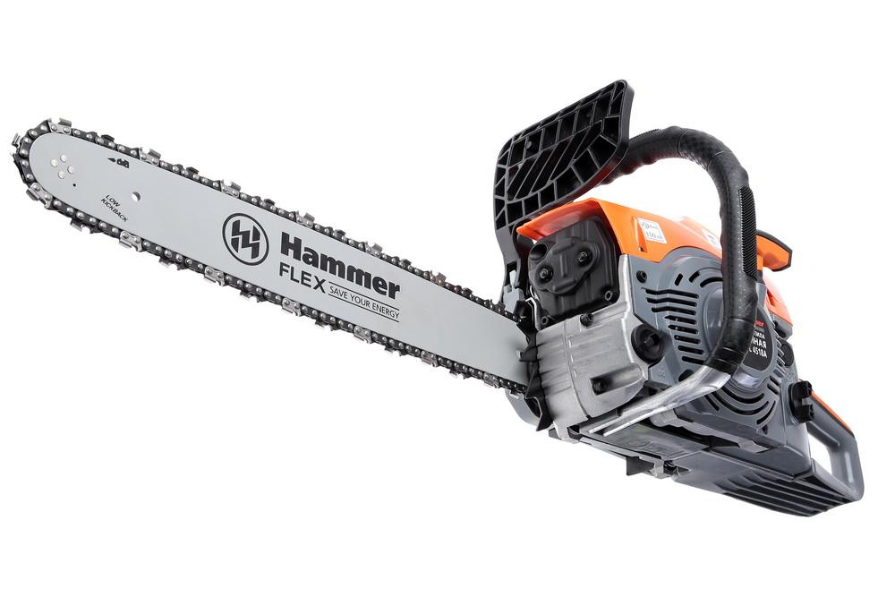 Бензопила Hammer Bpl4518a от 220 Вольт