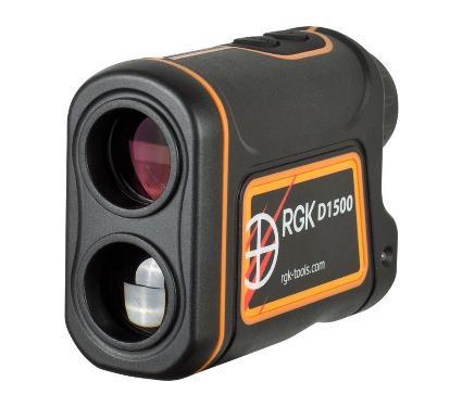 Лазерный дальномер для охоты RGK D1500A