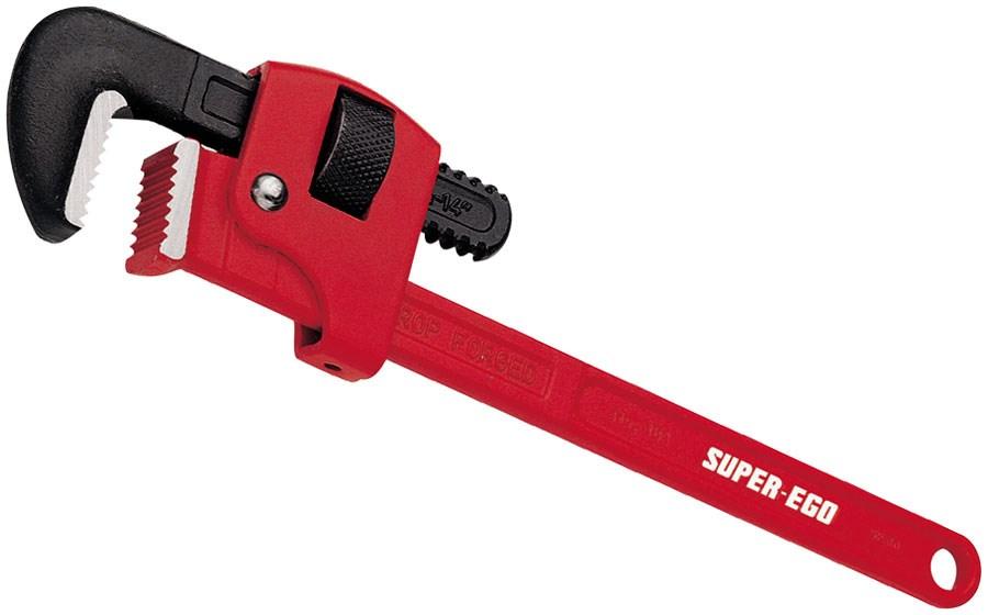 Ключ трубный Стиллсон Super-ego 101240000 труборез super ego 568630000