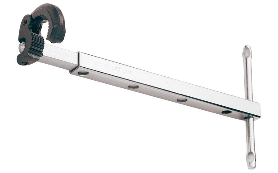 Ключ трубный для раковин Super-ego 117010000 трубный ключ stillson truper sti 48 15842