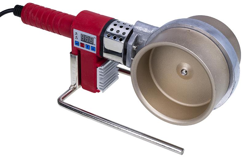 Аппарат для сварки пластиковых труб Super-ego 1500000449 аппарат для сварки полипропиленовых труб bort brs 2000