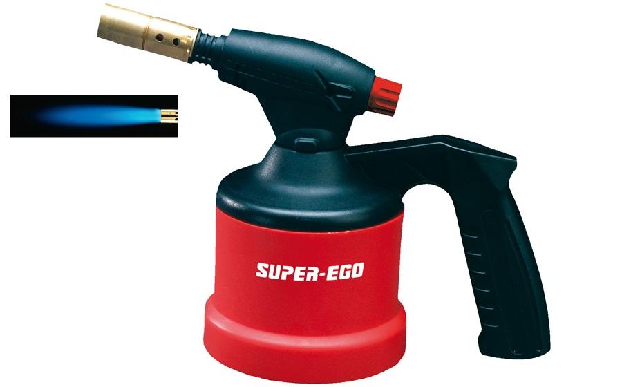 Горелка газовая Super-ego 3593100 segoflame piezo горелка газовая super ego 254800000 power fire compact