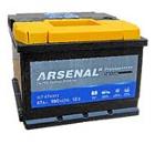 Аккумулятор Batt ARSENAL Premium 067а/ч(L+),590