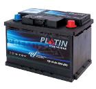 Аккумулятор PLATIN Premium 60а/ч(L+),510А,низкая