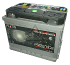 Аккумулятор PLATIN Prestige 62а/ч(L+),580А,(чип),