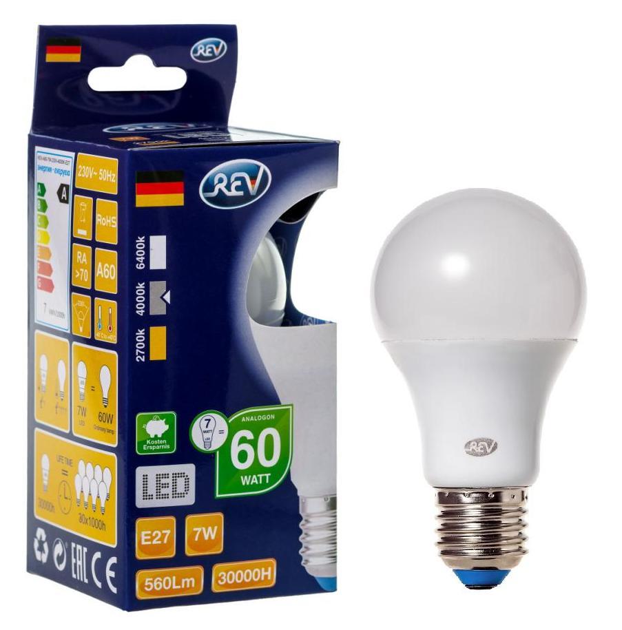 Лампа светодиодная Rev ritter 32265 8 лампа светодиодная rev ritter 32348 8