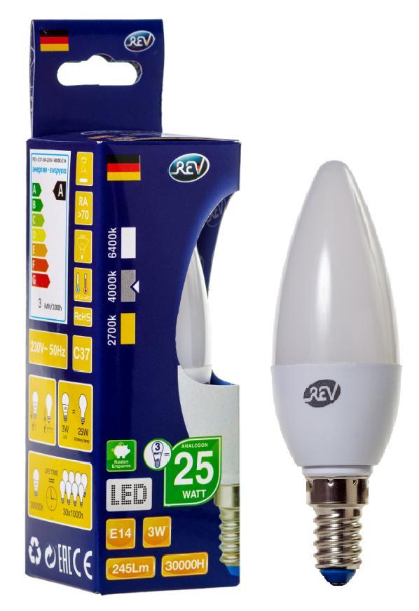Лампа светодиодная Rev ritter 32270 2