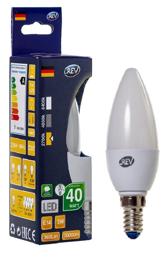 Лампа светодиодная Rev ritter 32271 9