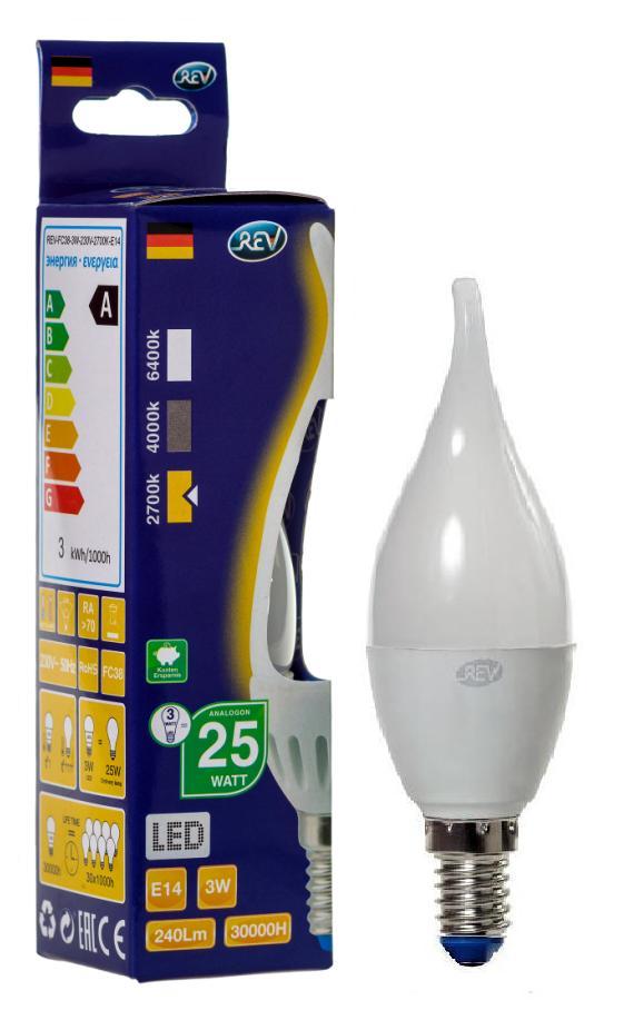 Лампа светодиодная Rev ritter 32275 7