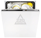 Посудомоечная машина ZANUSSI ZDT91601FA