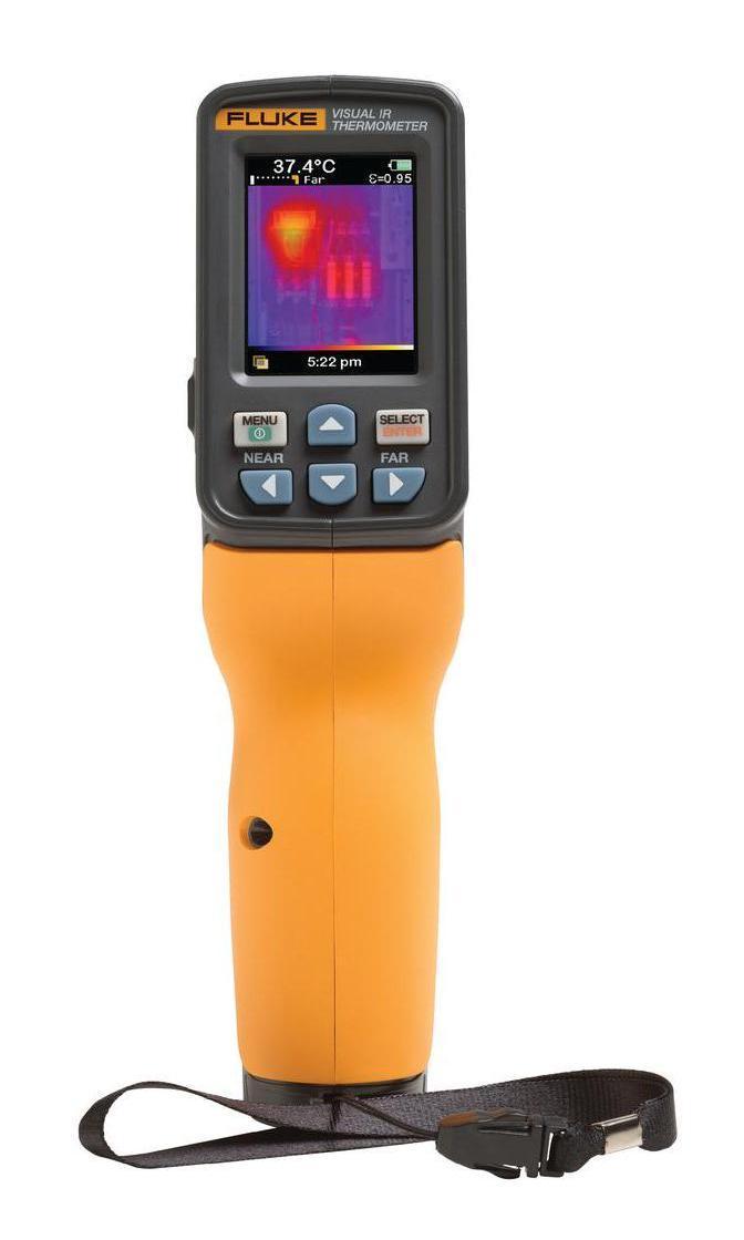 Тепловизор Fluke Vt04 тепловизор fluke flk tis20 9hz