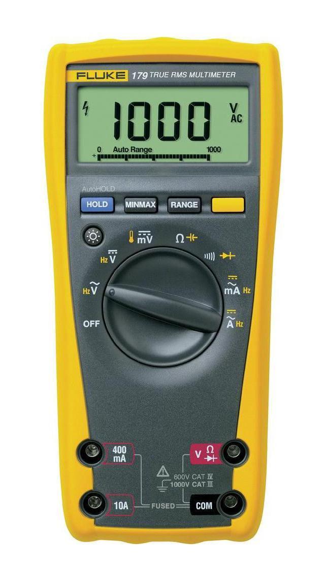 Мультиметр Fluke 179 калибратор петли тока fluke 709