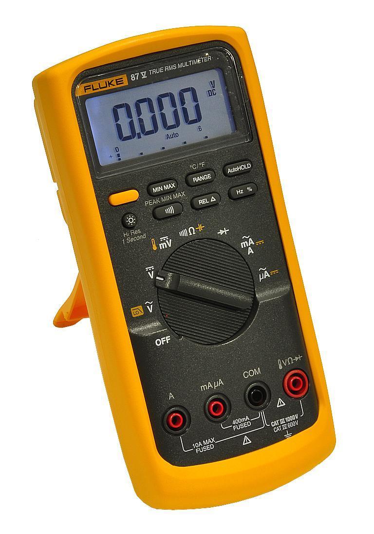 Мультиметр Fluke 87v калибратор петли тока fluke 709